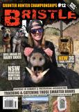 #23 BRISTLE UP #12 GRUNTER HUNTERS MAG\/DVD